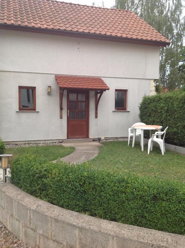 Möblierte Unterkunft 52 qm mit Terrasse in Kirchheim bei