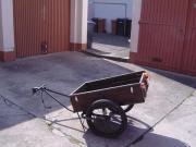 Moped Anhänger Oldtimer