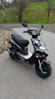 Moped/Roller TGB