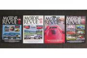 Motor Revue Jahresausgaben