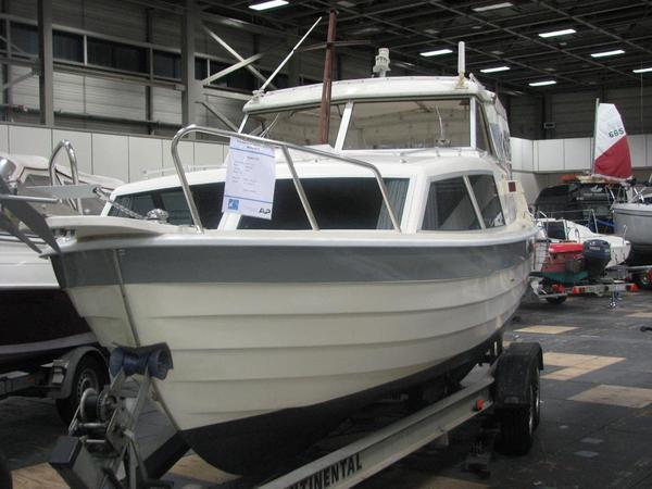 MotorbootKajütboot Nidelv mit Volvo Penta Diesel Motor in