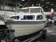 Motorboot-Kajütboot Nidelv