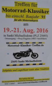 Motorrad Klassiker Treffen