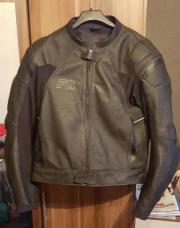 Motorrad Lederkombie 2-