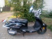 Motorroller Sym Allu