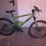 Mountainbike Cannondale Jekyll