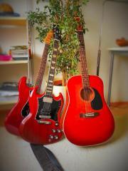 Musik-Unterricht, Gitarren-