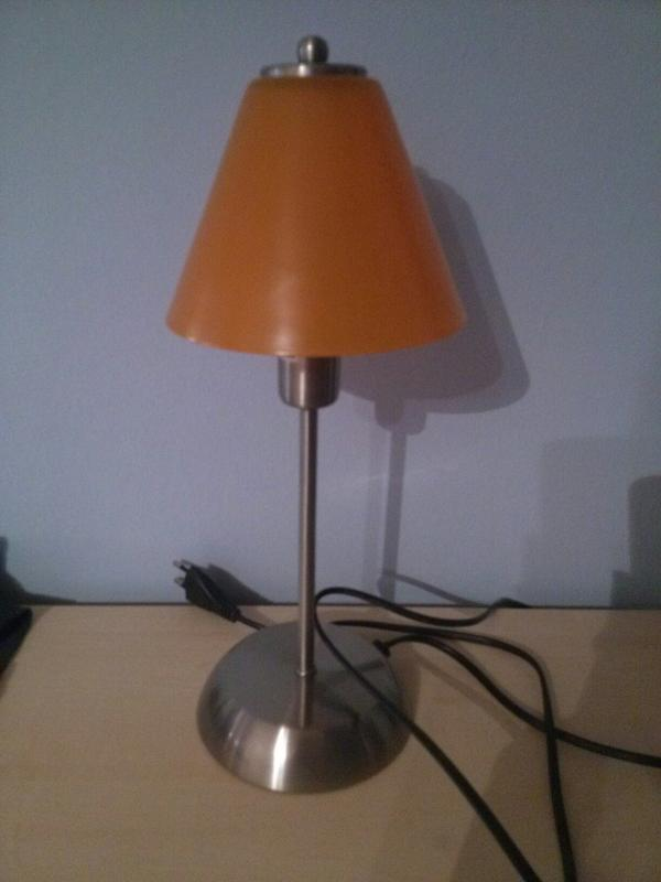 nachttisch lampe in erlangen lampen kaufen und verkaufen ber private kleinanzeigen. Black Bedroom Furniture Sets. Home Design Ideas