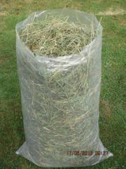 Natürliches, sonnengetrocknetes, Kräuterwiesenheu