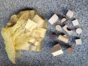 Naturholzbausteine vom Schreiner,