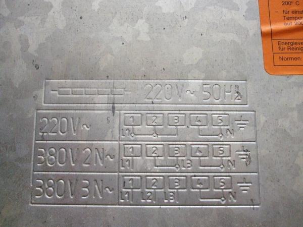 Neff elektroherd plattenherd backofen kuchenherd 4 for Elektroherd neff