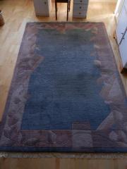 Nepal - Teppich, handgeknüpft