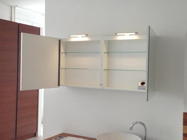 Spiegelschrank bad bad einrichtung und ger te pictures to - Spiegelschrank molger ...
