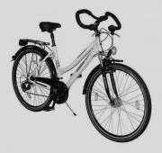 Neues Damen Fahrrad