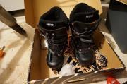 Neuwertige Snowboardschuhe Nitro