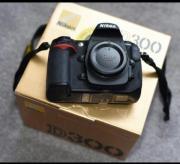 Nikon D300 Spiegelreflexkamera