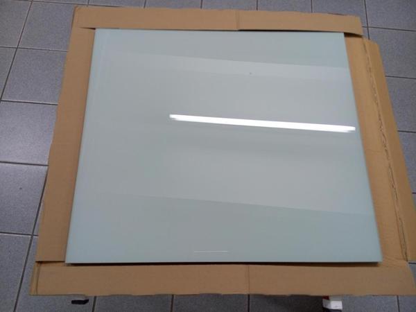 Nobilia nischenverkleidung aus glas in 162 glas optik in for Nischenverkleidung glas