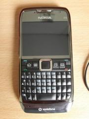 NOKIA E71 Sim-