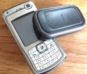 Nokia N70 mit