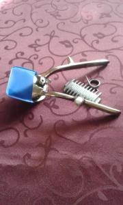 nostalgische Haarschneidemaschine,mechanisch