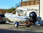 Offshoreschlauchboot, Schlauchboot, Festrumpfschlauchboot,