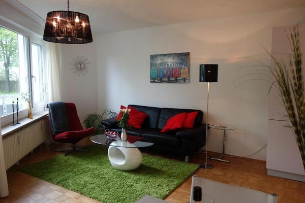 ohne provision sehr sch ne m blierte wohnung in pasing auf zeit in m nchen vermietung 2. Black Bedroom Furniture Sets. Home Design Ideas