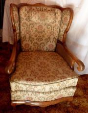 ohrensessel antik haushalt m bel gebraucht und neu kaufen. Black Bedroom Furniture Sets. Home Design Ideas