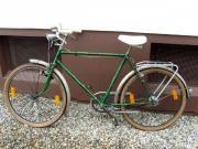 Oldtimer Fahrrad von