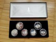 Olympia-Münzen * Olympiade