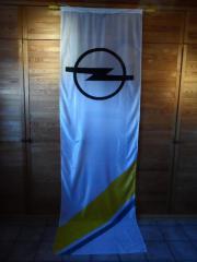 Opel Fahne - Flagge -