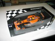 Orange Arrows Showcar
