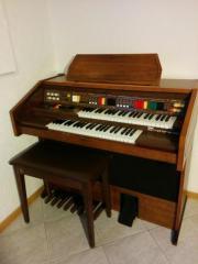Orgel von Hohner