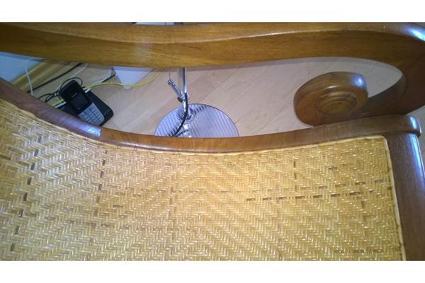 bild 4 orginal gunther lambert kolonial sessel sumatra m nchen. Black Bedroom Furniture Sets. Home Design Ideas