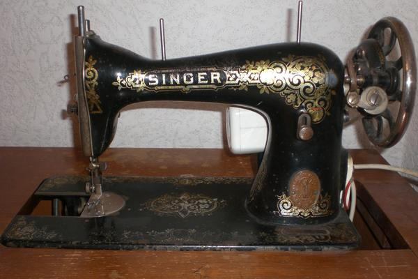 orginal singer nähmaschine in berlin  haushaltsgeräte  ~ Nähmaschine Singer Symphonie