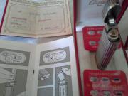 Original Cartier Feuerzeug