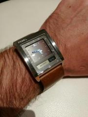Original Fossil Uhr,