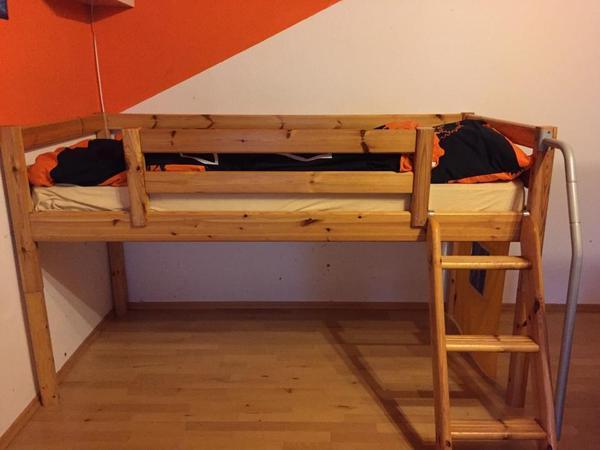 vorhang hochbett kleinanzeigen familie haus garten. Black Bedroom Furniture Sets. Home Design Ideas