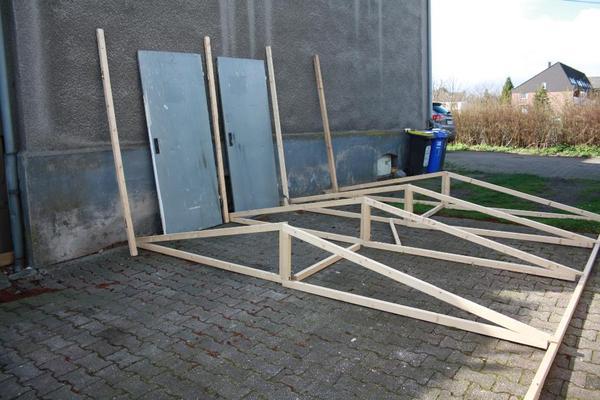 pavillon gew chshaus dachkonstruktion g nstig holzhaus in gladbeck sonstiges f r den. Black Bedroom Furniture Sets. Home Design Ideas