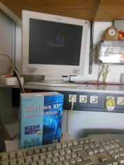 PC mit Drucker