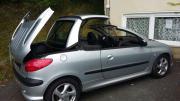 Peugeot 206cc Cabrio /