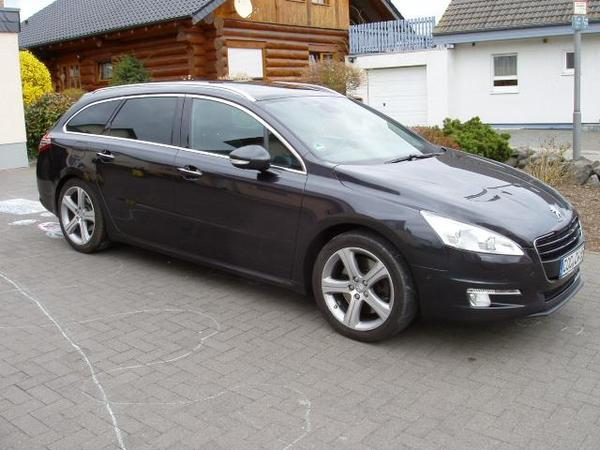 peugeot 508 sw gt d 39 occasion de 2012 198 000 km 11 250. Black Bedroom Furniture Sets. Home Design Ideas