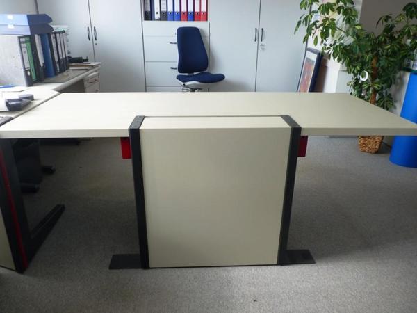 pfalz b ro m bel schreibtisch rolli stuhl sideboard in. Black Bedroom Furniture Sets. Home Design Ideas