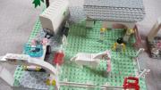 Pferdestall, Eisstand, Lego