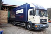 Pferdetransporter, Pferde-LKW,
