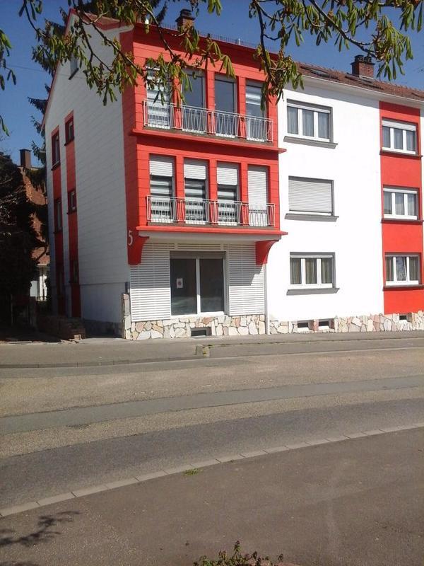 PIRMASENS nähe KRANKENHAUS Stadtbad in Pirmasens