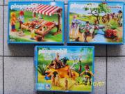 Playmobil 4 Sets
