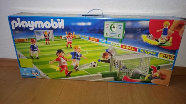 playmobil 4700 tipp kick neu in waiblingen spielzeug. Black Bedroom Furniture Sets. Home Design Ideas