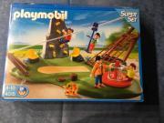 Playmobil Spielplatz 7328+