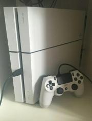 Playstation 4 WEIß