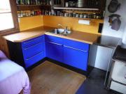Poggenpohl-Küchenzeile L-